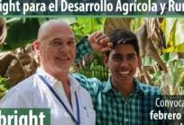 Beca Fulbright para el Desarrollo Rural y Agrícola
